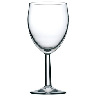 Utopia DL214 Saxon Wine Glass, 12 oz./340 mL