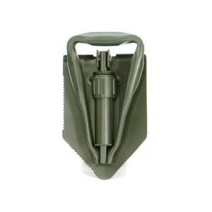 214yXwedx L. SS300  - A.Blöchl AB Multifunctional 3-piece field spade of the German Bundeswehr with hull and saw