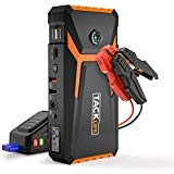 TACKLIFE T8 Car Jump Starter - 800A Peak 18000mAh, 12V Auto Battery Booster