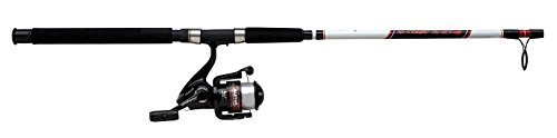 Shakespeare Alpha Surf Combo 10' - Graphite Spinning Reel w/Graphite Spool
