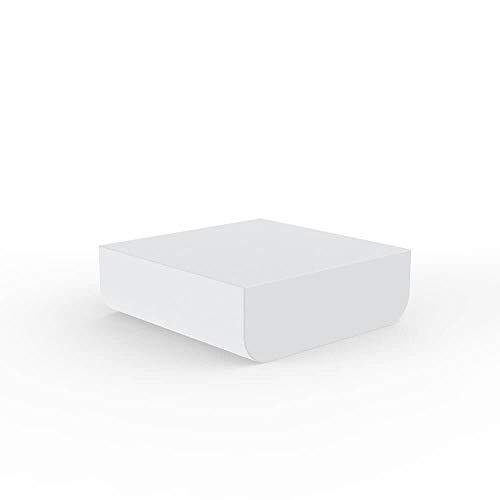 Vondom Ulm Table Basse pour l'extérieur Blanc