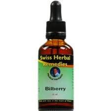 Swiss Herbal Remedies myrtille teinture, 50 ml