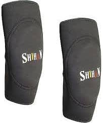 Volleyball GEL Padding Elbow Pads (1 Pair) Black Size - Senior