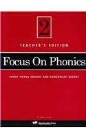 Focus on Phonics 2: Short Vowel Sounds and Consonant Blends by Gail V. Rice (2010-06-30)