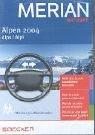Merian Scout Alpen 2004 für Becker Navigationssysteme