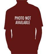 A4 Jungen nb4184nb4184-crd Shorts Sleeve Full Button Baseball Jersey, Jungen Herren, NB4184, Scharlachrot, Large