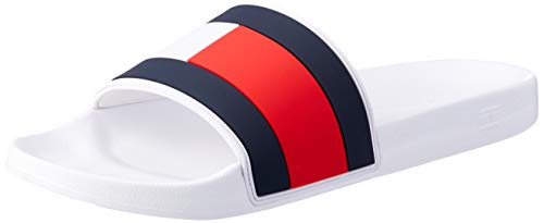 Tommy Hilfiger Pool Slide. Claquettes