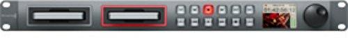 Blackmagic HyperDeck Design Studio Grey Digital Video Recorder-Digital Video Recorders (DVR) (NTSC, PAL, 1x SDI, Grey) Digitale Pal-dvr