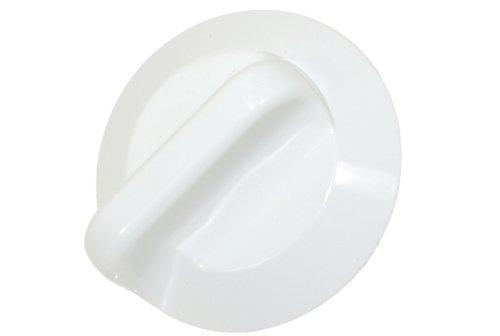 Flavel (Arcelik) Ofen weiß Main Ofen Einstellknopf. Original Teilenummer p024816 -