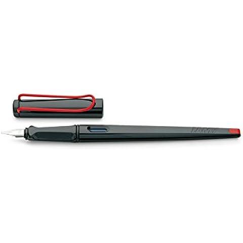 Lamy alegría 1,1mm punta negro caligrafía pluma estilográfica