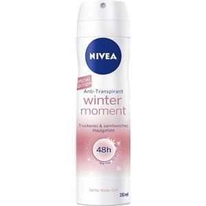 Nivea Körperpflege Deodorant Winter Moment Anti-Transpirant Spray 150 ml