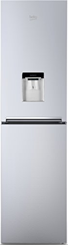 Beko CRFG1582DS Freestanding Fridge Freezer -Silver