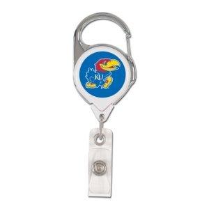 ncaa-kansas-jayhawks-retractable-premium-badge-holder-team-color-one-size