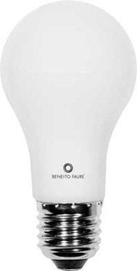 STANDARD 12W E27 220V 360º DIMMABLE LED de Beneito Faure - Blanco nat