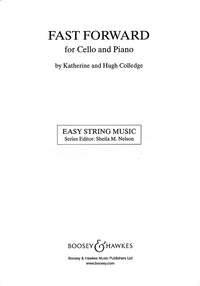 COLLEDGE K.H. - Fast Forward (Third Book) para Violoncello