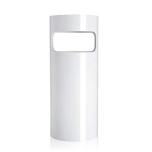Kartell Schirmständer, Plastik, weiß, 25 x 60 cm