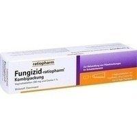 Fungizid-ratiopharm Kombipackung, 1 St.