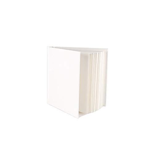 Seawhite Skizzenbuch, quadratisch, mit festem Einband, 195 x 195 mm, Weiß