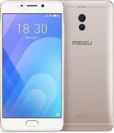 Meizu M6Note - Smartphone DE 5.5' (Snapdragon Octacore RAM de 3 GB, Memoria Interna de 3 GB, Camara DE 12 MP, Android) Color Dorado