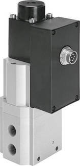 MPPES-3-1/4-10-420 187334 Proportional-Druckregel Nennweite Belüftung:7mm Nennweite Entlüftung:7mm