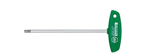 Wiha Stiftschlüssel mit Quergriff TORX® mattverchromt (01335) T25 x 200 mm