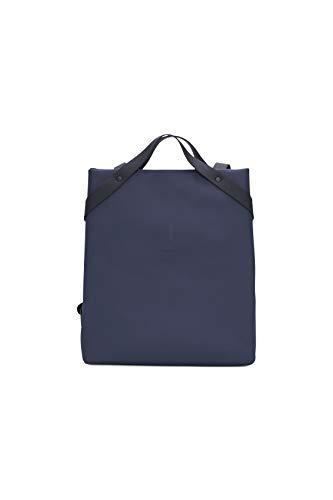 Rains shift bag, zaino unisex-adulto, blu, 32.0x36.0x12.0 cm (w x h x l)
