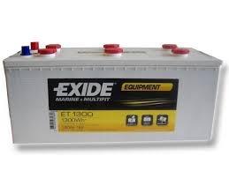 Batterie Exide Glassmat 12V 180AH