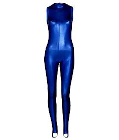Electra Catsuit, Metallic Royal, Small Adult (Metallic Catsuit)