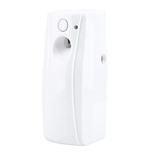 Aufee Automatischer Duftspender, Lufterfrischer-Spender für die Wandmontage mit Lichtsensor Geeignet für Badezimmer, Öffentliche Toiletten, Hotels, Restaurants