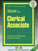 3700-serie (Clerical Associate (Career Examination Series, Band 3700))
