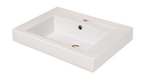 Waschtisch Linha 60 cm weiß