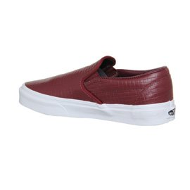Vans U Classic Slip-on Overwashed, Unisex-Erwachsene Sneakers Port Royal Emboss Check
