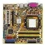 ASUS M2NPV-VM Carte mère micro ATX nForce 430 Socket AM2 UDMA133, Serial ATA-300 (RAID) Gigabit Ethernet FireWire vidéo audio haute définition (6 canaux)