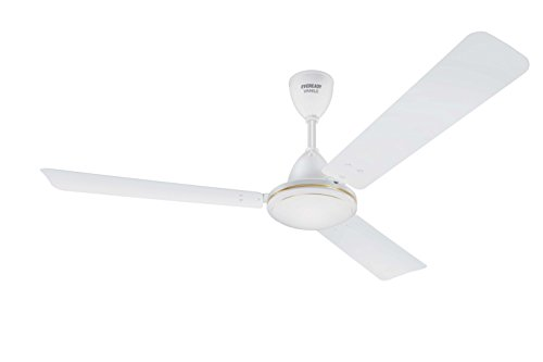 Eveready Vanilo 1200mm 3 Blades Ceiling Fan (white)