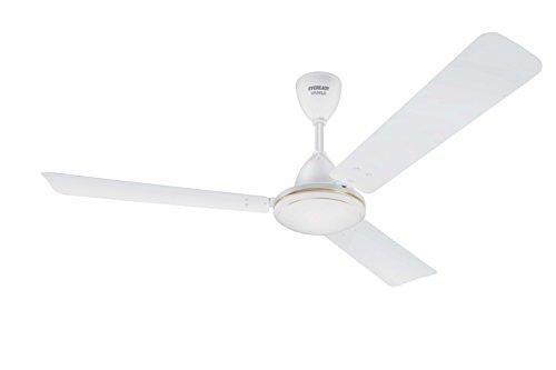 Eveready Vanilo 1200mm 3 Blades Ceiling Fan (White)