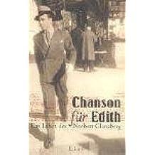 Chanson für Edith: Das Leben des Norbert Glanzberg