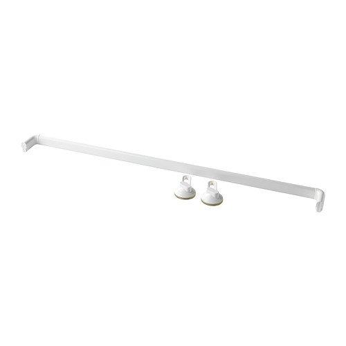 IKEA-STUGVIK-Toallero-con-ventosa-blanco