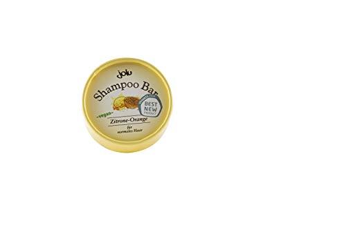 Orange Haar-shampoo (Shampoo Bar Zitrone Orange)