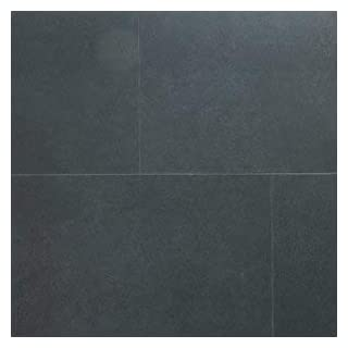 Amtico Spacia Vinyl Designbelag Ceramic Coal grau dunkel Stone zum Verkleben, Kanten gefast wSS5S442233