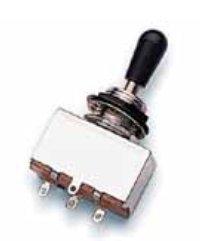Switch Selector Caja 3posiciones Tipo Gibson ttgbk