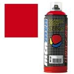Montana Colors - RV-3001 Bote spray pintura grafitti Hardcore 2, color rojo...