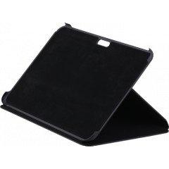 Samsung ETUISTANDP5N Leder Flip Case Tasche-Hülle Top Cover, Ständer für Samsung Galaxy Tab 22,6 cm (8,9 Zoll), Schwarz