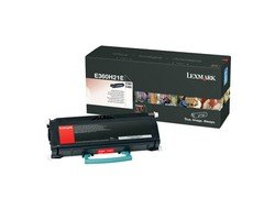 Lexmark 0E360H31E Toner Return Program Corporate Cartridges, Nero