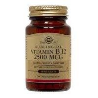 Solgar Vitamin B12 2500 mcg Nuggets