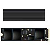 Gnome Tech 560W/mK SSD Kühlkörper DIY Laptop PC Memory Cooling Fin Strahlung Austreten