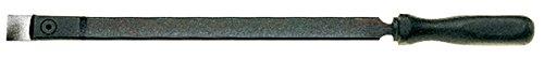Flachschaber mit auswechselbarer Hartmetall-Platte Klinge 300 mm Platte 25x20 mm