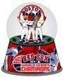 Forever Collectibles Boston Red Sox 2007 World Series Champions Snow Globe by