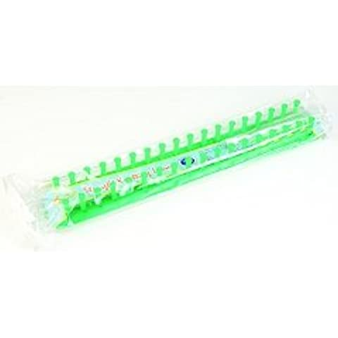 Classic Knit Straight Knitting Loom 38cm - Green by Classic Knit