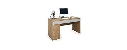 Colorado scrivania in quercia con cassetti e 22mm top