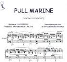 Partition : Pull marine - Piano et paroles